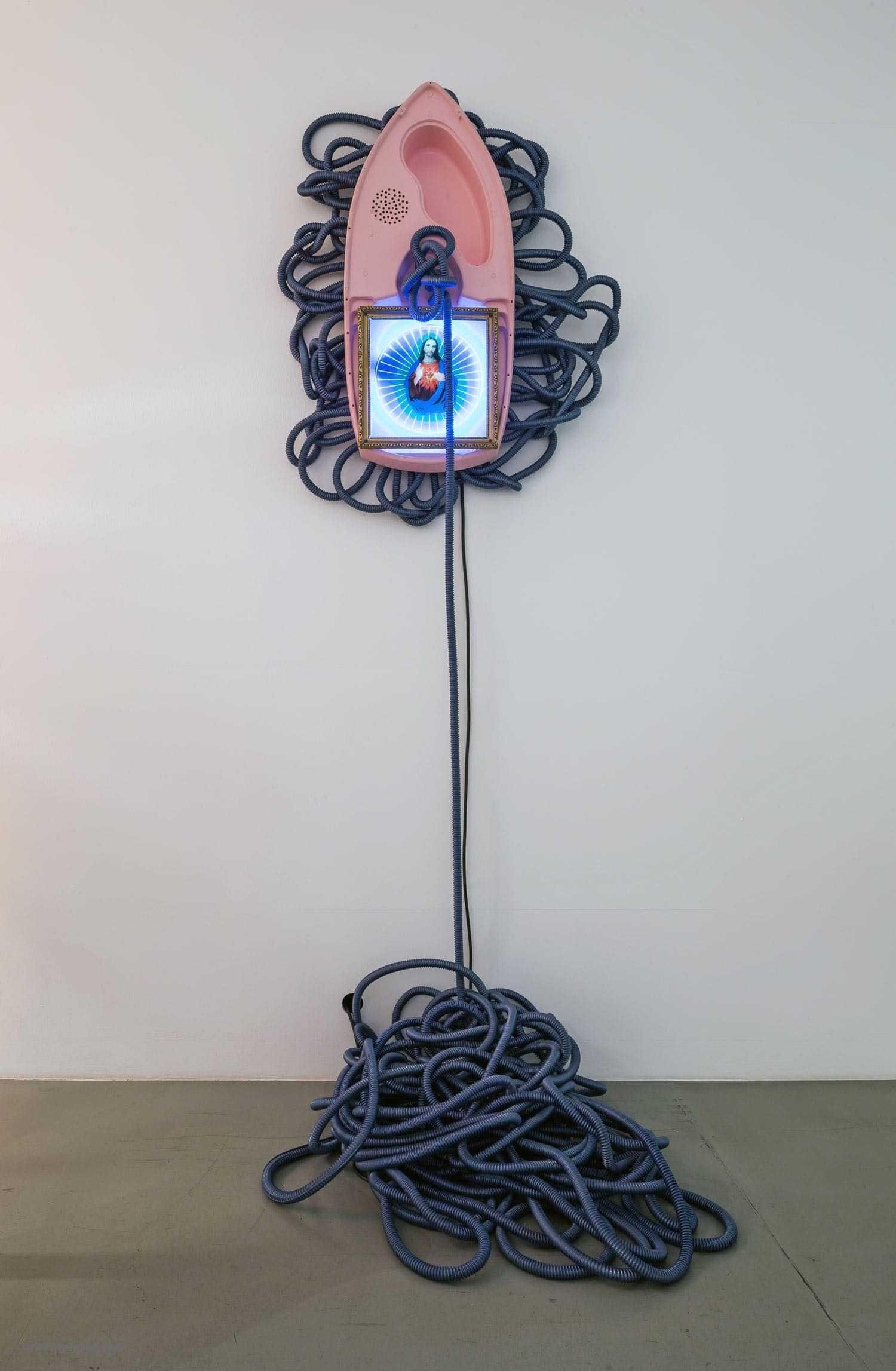 Urban-Hueter-Loveboat_Galerie_Schultz_Anthropogenic_2014